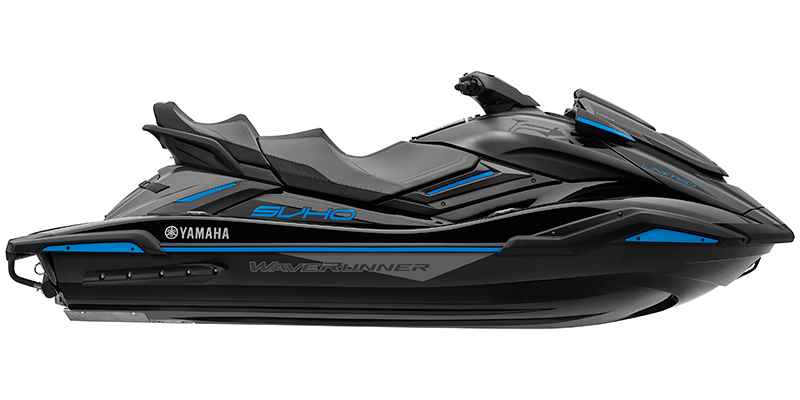 WaveRunner® FX Limited SVHO at Kawasaki Yamaha of Reno, Reno, NV 89502