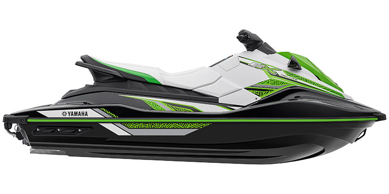 WaveRunner® EX Deluxe at Kawasaki Yamaha of Reno, Reno, NV 89502
