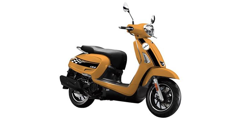 Like 150i ABS at Bettencourt's Honda Suzuki
