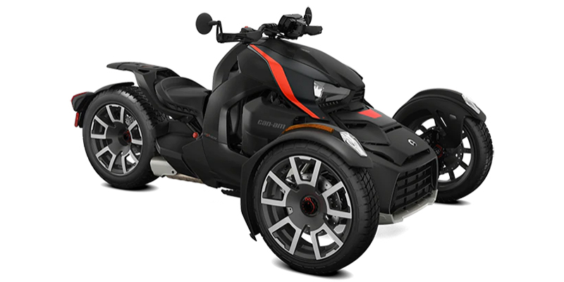 2020 Can-Am Ryker Rally Edition 900 ACE at Sloans Motorcycle ATV, Murfreesboro, TN, 37129