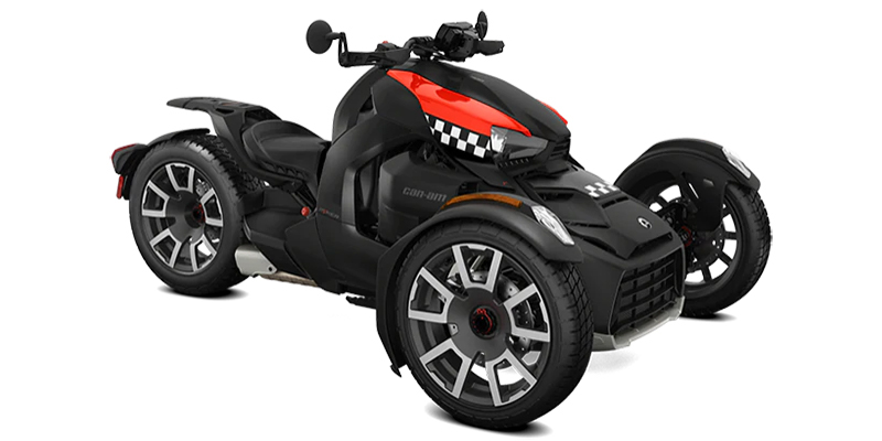 2020 Can-Am Ryker Rally Edition 900 ACE at Sloans Motorcycle ATV, Murfreesboro, TN, 37129