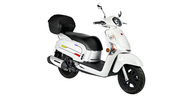 Like 200i Limited Edition at Bettencourt's Honda Suzuki