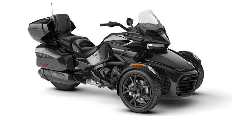 2020 Can-Am Spyder F3 Limited at Sloans Motorcycle ATV, Murfreesboro, TN, 37129