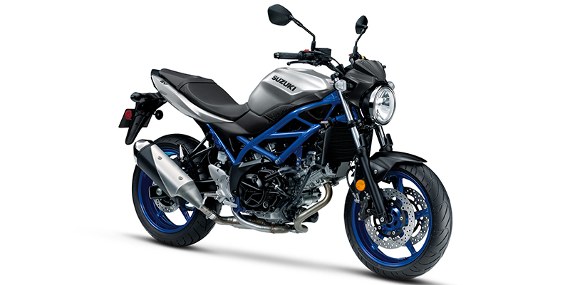 SV650 at Used Bikes Direct
