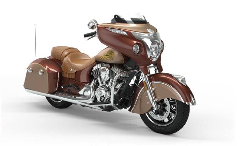 2020 Indian Chieftain Classic at Indian Motorcycle of Northern Kentucky