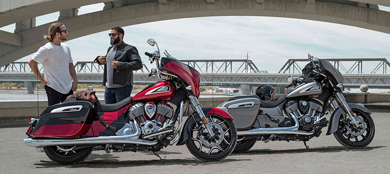 2020 Indian Chieftain® Elite at Indian Motorcycle of Northern Kentucky