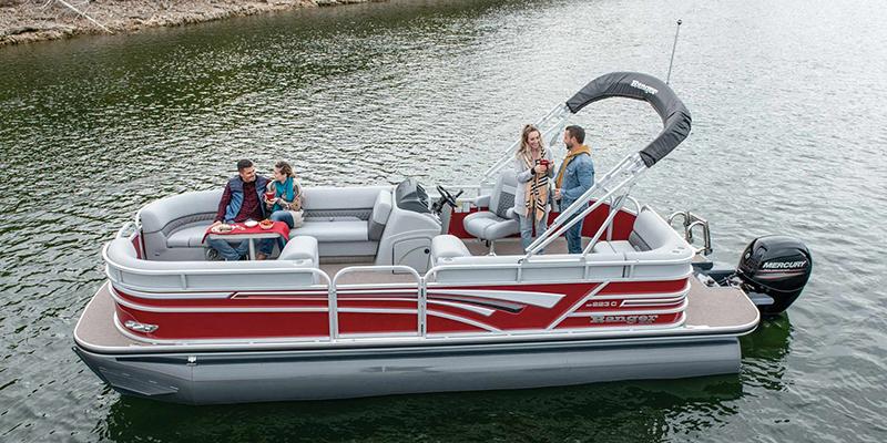 Reata® Cruise 223C at Boat Farm, Hinton, IA 51024