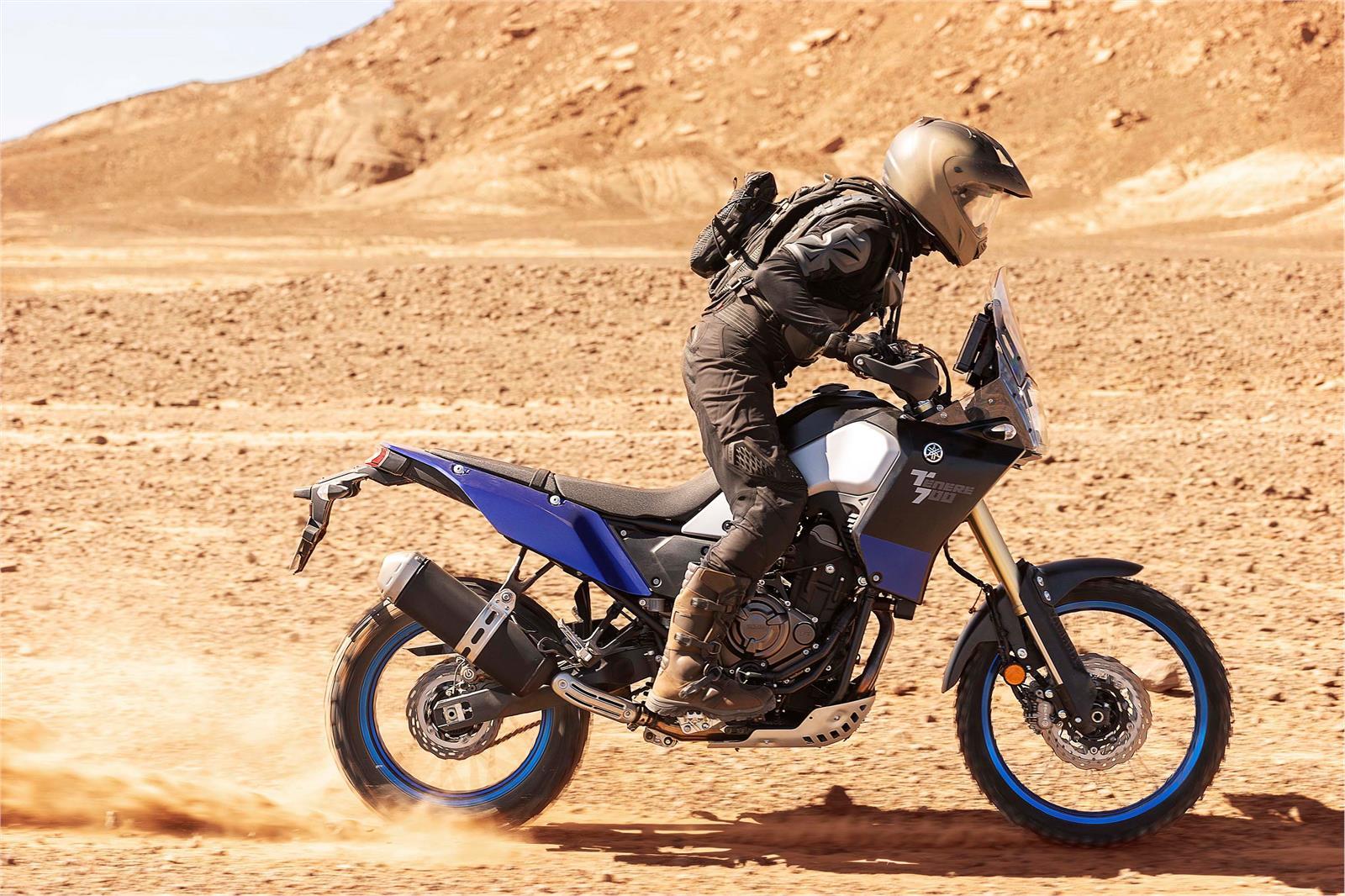 2021 Yamaha Ténéré 700 at Sloans Motorcycle ATV, Murfreesboro, TN, 37129