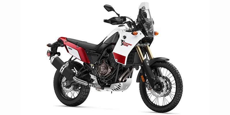 2021 Yamaha Ténéré 700 700 at Martin Moto