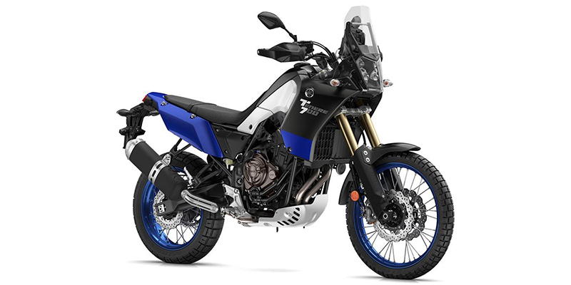 Motorcycle at Martin Moto