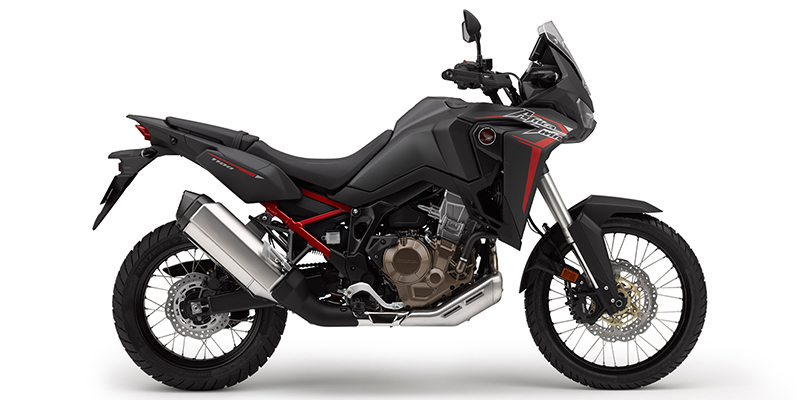 2020 Honda Africa Twin DCT at Wild West Motoplex