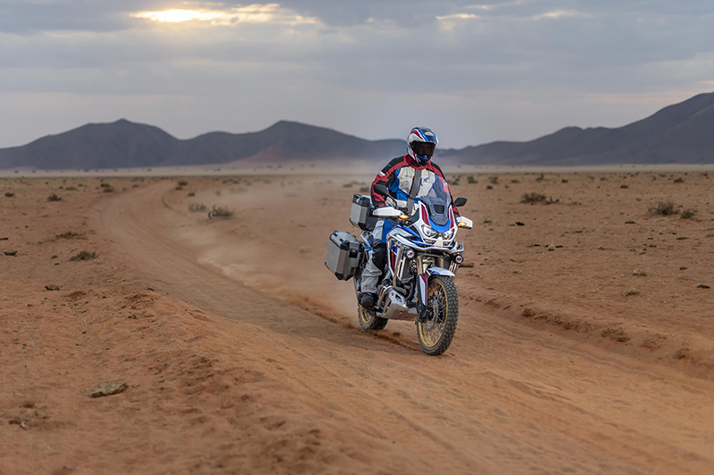 2020 Honda Africa Twin Adventure Sports ES DCT at Wild West Motoplex