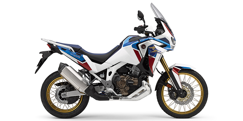 Africa Twin Adventure Sports ES DCT at Wild West Motoplex