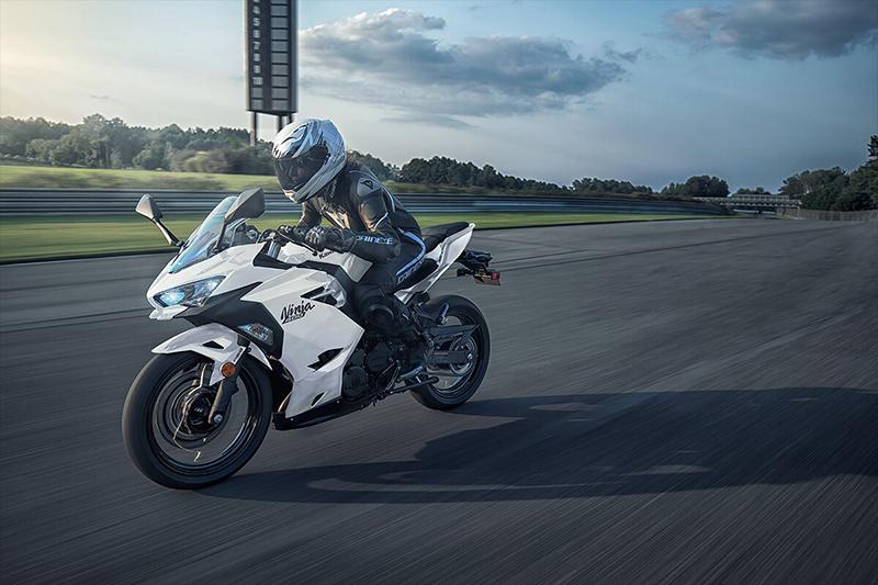 2020 Kawasaki Ninja 400 Base at Sloans Motorcycle ATV, Murfreesboro, TN, 37129