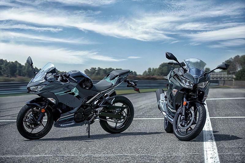 2020 Kawasaki Ninja® 400 Base at Kawasaki Yamaha of Reno, Reno, NV 89502