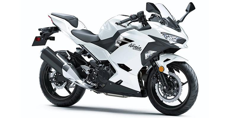 2020 Kawasaki Ninja® 400 ABS at Kawasaki Yamaha of Reno, Reno, NV 89502