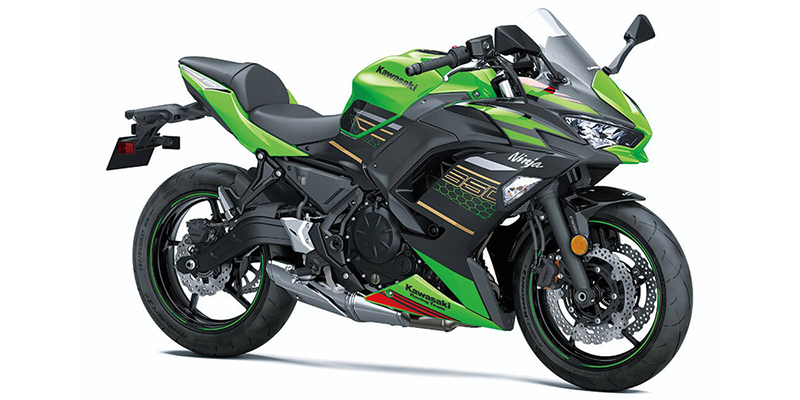 2020 Kawasaki Ninja 650 KRT Edition at Sloans Motorcycle ATV, Murfreesboro, TN, 37129