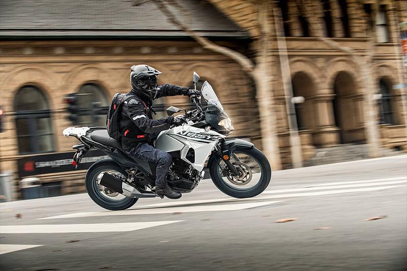 2020 Kawasaki Versys-X 300 ABS at Sloans Motorcycle ATV, Murfreesboro, TN, 37129