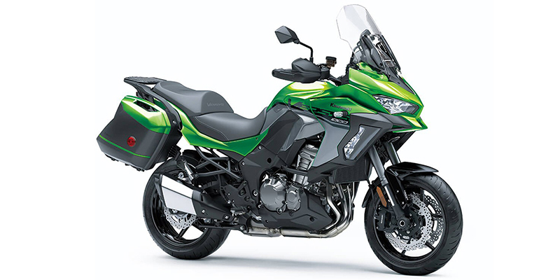 Versys® 1000 SE LT+ at Kawasaki Yamaha of Reno, Reno, NV 89502