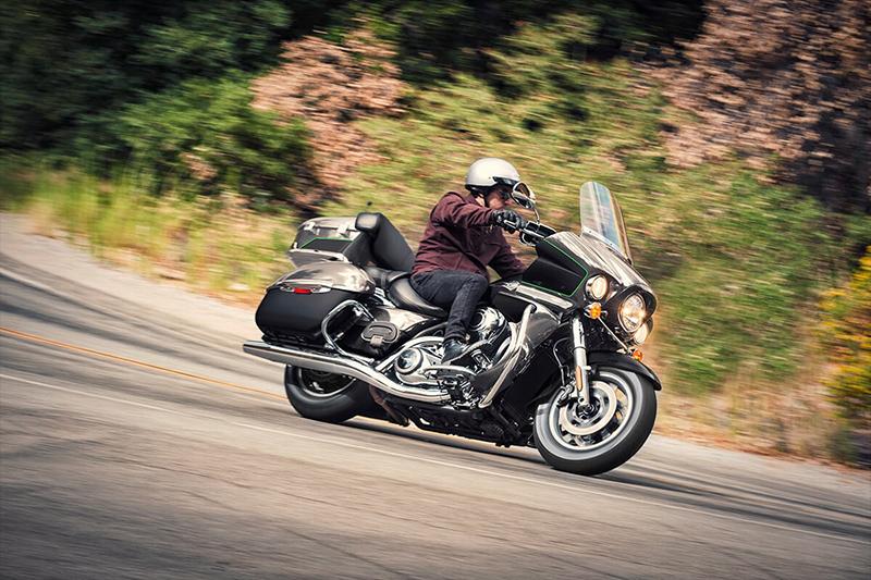 2020 Kawasaki Vulcan® 1700 Voyager® ABS at Kawasaki Yamaha of Reno, Reno, NV 89502