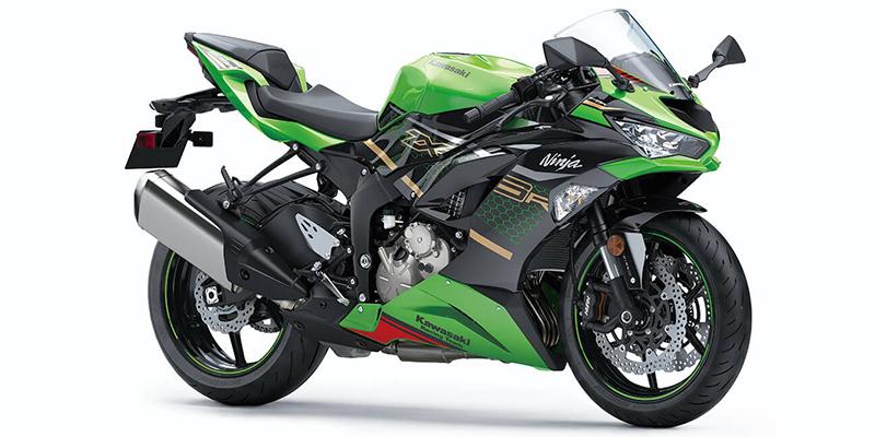 2020 Kawasaki Ninja® ZX™-6R ABS KRT Edition at Kawasaki Yamaha of Reno, Reno, NV 89502