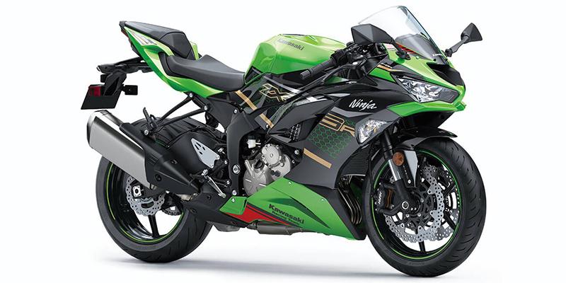 Ninja® ZX™-6R ABS KRT Edition at Sloans Motorcycle ATV, Murfreesboro, TN, 37129