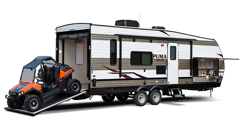 Puma XLE Lite 25TFC at Youngblood Powersports RV Sales and Service