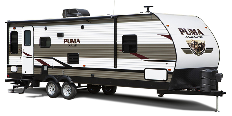 Puma XLE Lite 22FKC at Youngblood Powersports RV Sales and Service