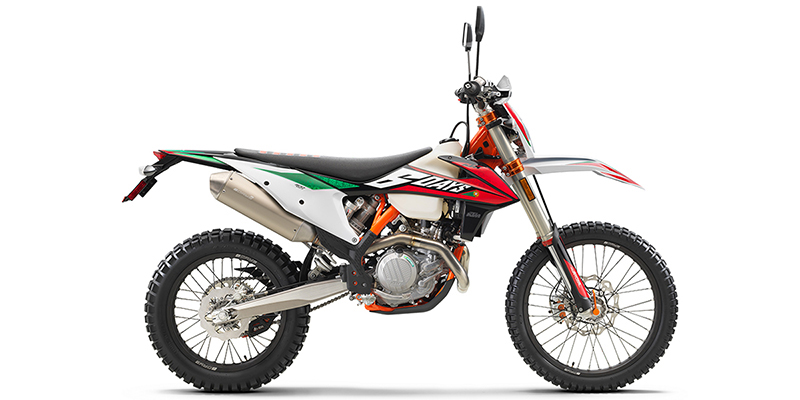 500 EXC-F Six Days at Hebeler Sales & Service, Lockport, NY 14094