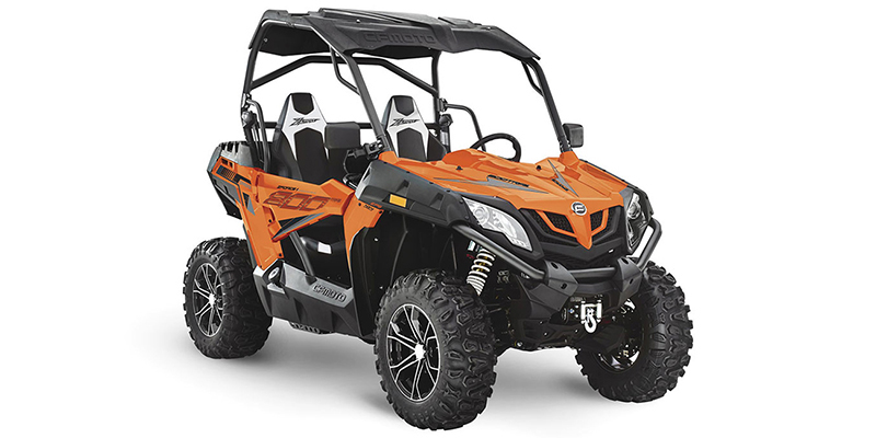 ZFORCE 800 Trail at Hebeler Sales & Service, Lockport, NY 14094