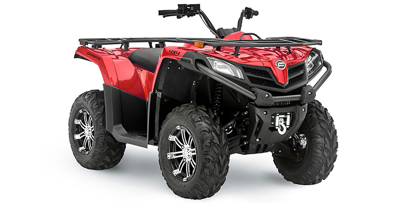 ATV at Williams Harley-Davidson