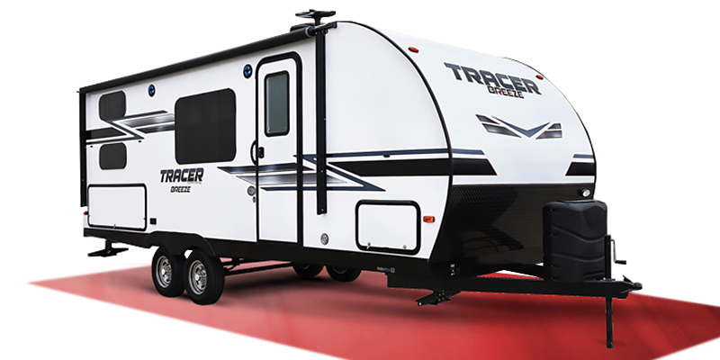 Tracer Breeze 24DBS at Youngblood Powersports RV Sales and Service