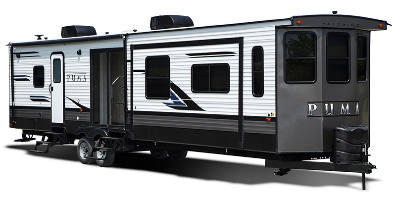 Puma Destination 38RLQ at Youngblood Powersports RV Sales and Service