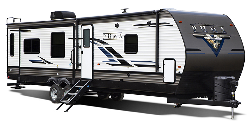 Puma 25RKQB at Youngblood Powersports RV Sales and Service