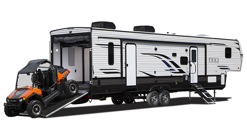 Puma Unleashed 381FTB at Youngblood Powersports RV Sales and Service