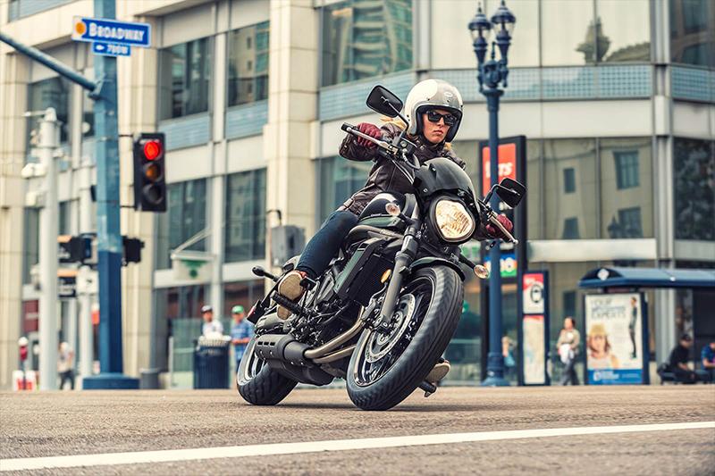2020 Kawasaki Vulcan® S ABS Café at Kawasaki Yamaha of Reno, Reno, NV 89502