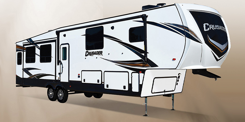 Crusader 395BHL at Youngblood Powersports RV Sales and Service