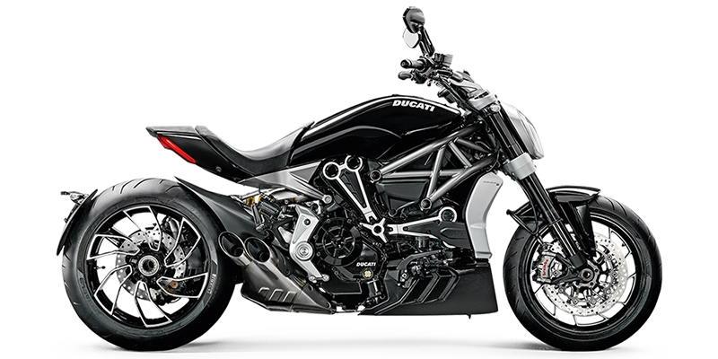 2020 Ducati XDiavel S at Eurosport Cycle