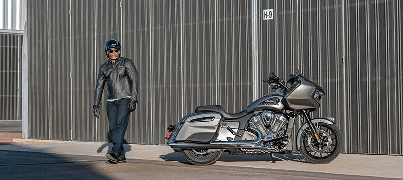 2020 Indian Motorcycle Challenger Base at Brenny's Motorcycle Clinic, Bettendorf, IA 52722