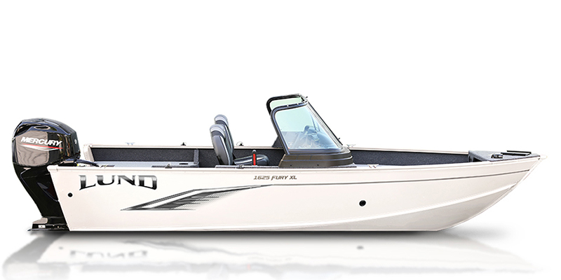 2020 Lund Fury XL 1625 Sport at Pharo Marine, Waunakee, WI 53597