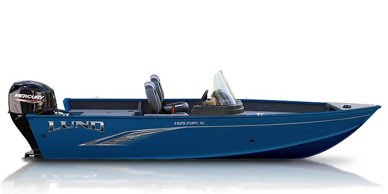 2020 Lund Fury XL 1625 SS at Pharo Marine, Waunakee, WI 53597