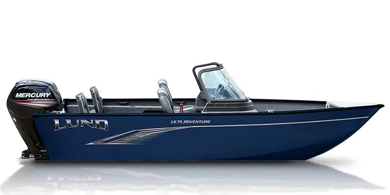 2020 Lund Adventure 1675 Sport at Pharo Marine, Waunakee, WI 53597