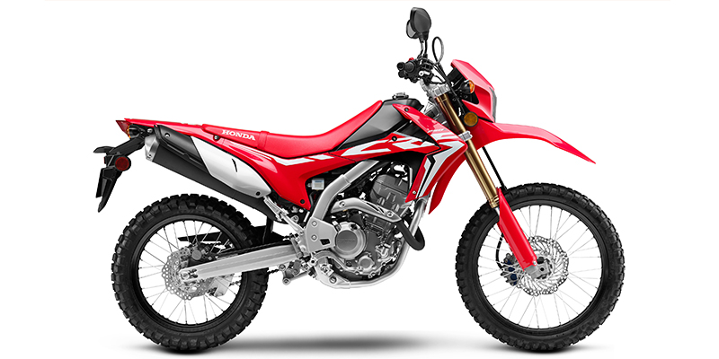 CRF250L at Wild West Motoplex
