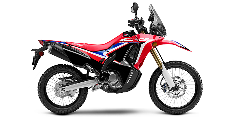 CRF250L Rally ABS at Wild West Motoplex