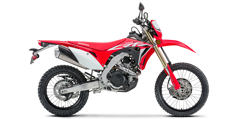 CRF450L at Wild West Motoplex