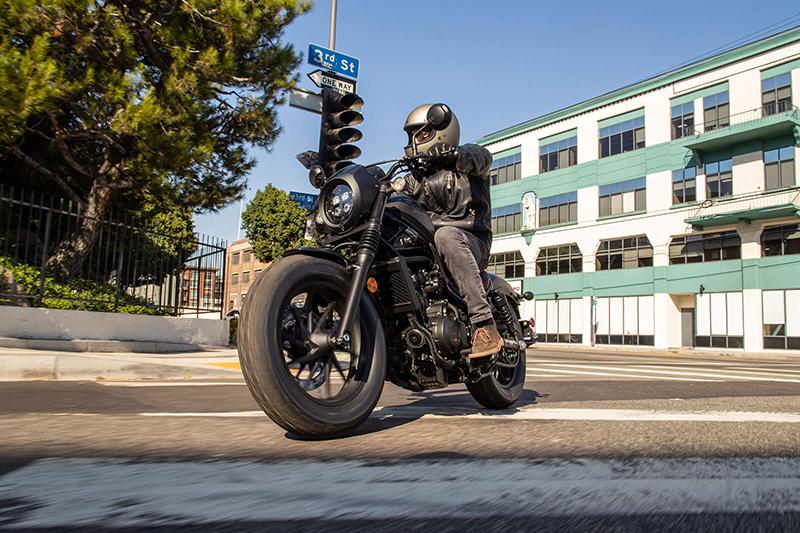 2020 Honda Rebel 500 ABS at Destination Harley-Davidson®, Tacoma, WA 98424