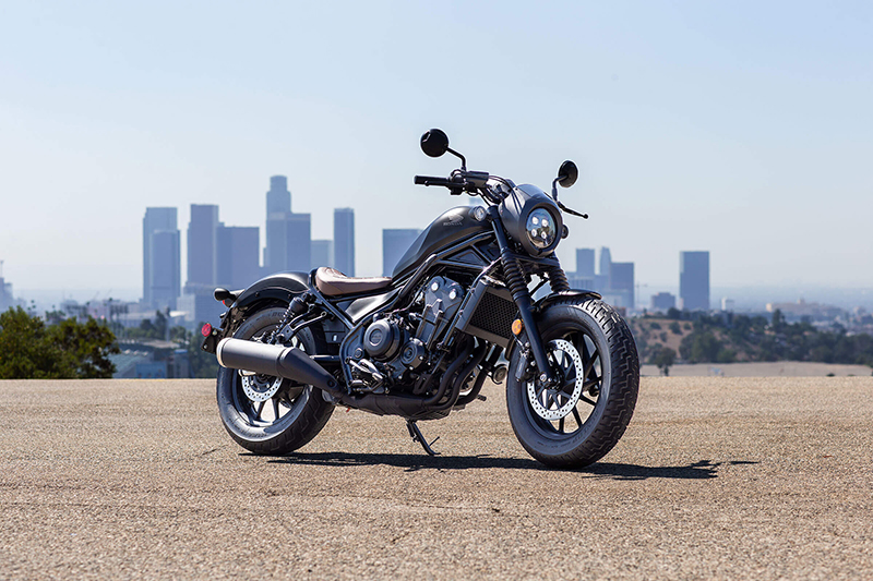 2020 Honda Rebel® 500 ABS at Wild West Motoplex