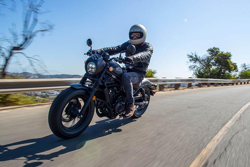 2020 Honda Rebel® 500 at Wild West Motoplex