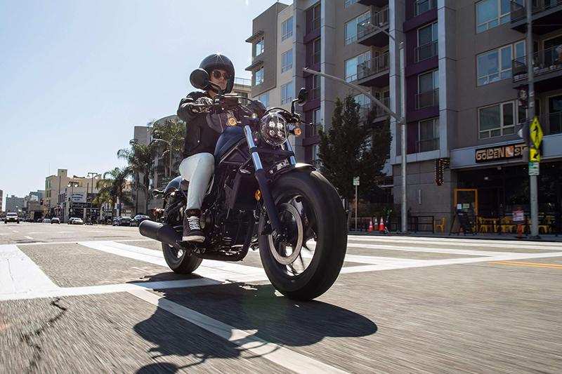 2020 Honda Rebel® 300 ABS at Wild West Motoplex