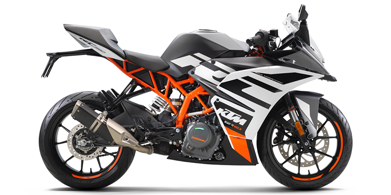 2020 KTM RC 390 at Wild West Motoplex